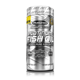 MuscleTech Nutrition Essential 100% Fish Oil(Omega-3)