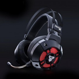 Fantech HG-11 7.1 Surround Sound USB PC Stereo Gaming Headset   Microphone Volume-Control   RGB LED Light