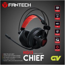 Fantech HG-13 Gaming Headphone | Chief With Microphone