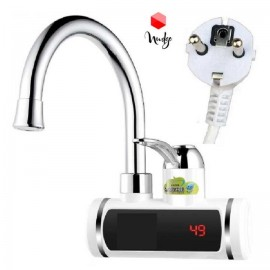 Nudge Faucet Electrical Instant Hot Water Wall Mounted Heating Tap