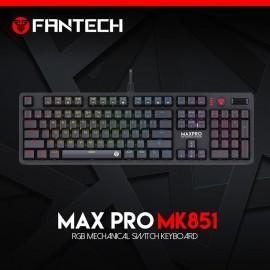 FANTECH MAX PRO RGB Mechanical Switch Keyboard