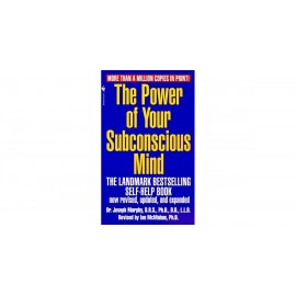 The Power of your Subconscious Mind by Joseph Murphy | Self-Help Book | Influential Books | Motivational Book