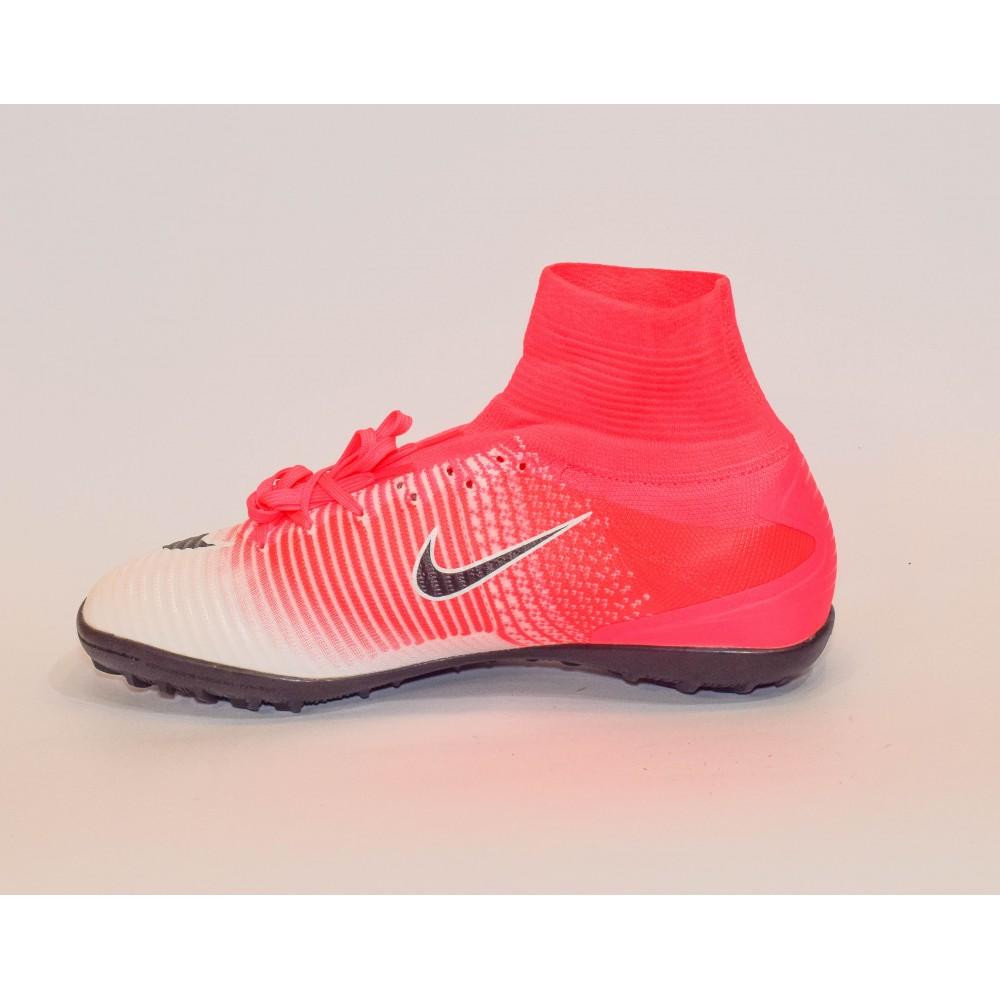 White Nike Futsal Shoes   Soccer Shoes