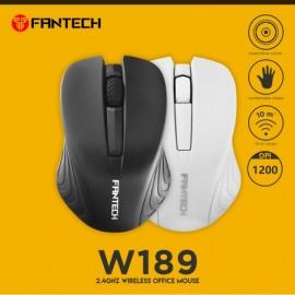 2.4GHz FANTECH Wireless Office Mouse-W189