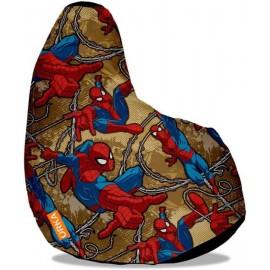 Spiderman Comics Digital Printed Bean Bag