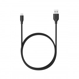 Anker PowerLine Micro USB Cable -3ft ( Grey )