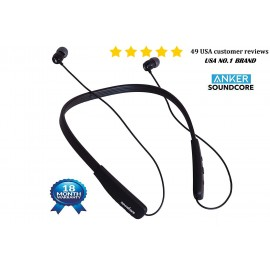 Anker Soundcore Rise - Neckband Wireless Earphone | Black