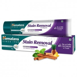 Himalaya Stain Removal Toothpaste - 80gm