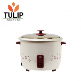 Tulip Automatic Rice Cooker Plain - 1 Ltr