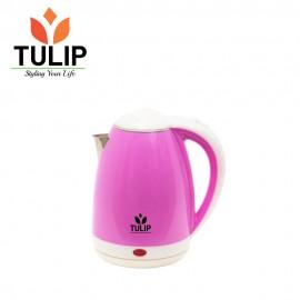 Tulip Plastic Cordless Kettle 2 LTR - 1000W
