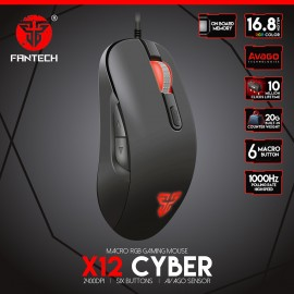 Fantech X12 Gaming Mouse