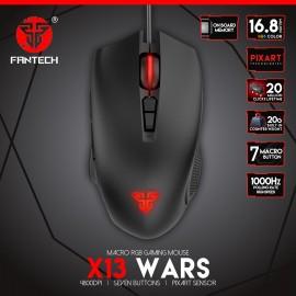 Fantech X13 War Gaming Mouse
